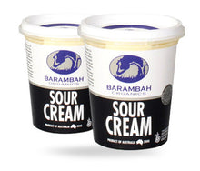 Load image into Gallery viewer, Barambah Organics SOUR CREAM 200ml