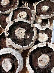MUSHROOMS Organic Swiss Brown 200g