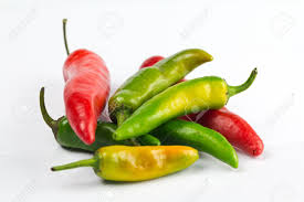 CHILLIES Fresh Local Mild Mix 500g