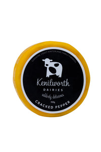 Kenilworth Dairies Cracked Pepper WAX 150g
