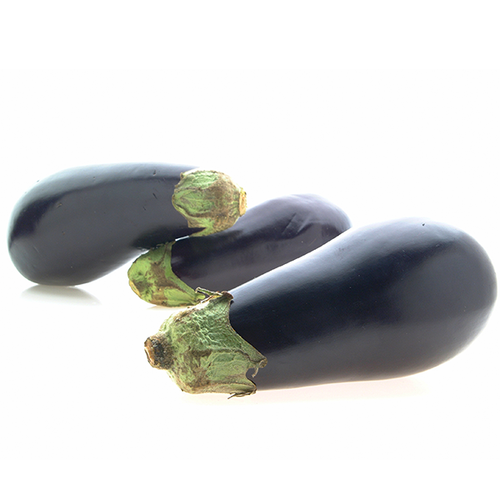EGGPLANT Black Fresh Local 500g