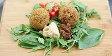 Load image into Gallery viewer, BAHBAH Ready Made Falafel (bag of 25) *frozen*