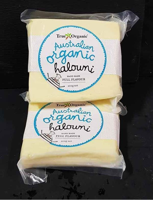HALOUMI True Organic Cheese 200g