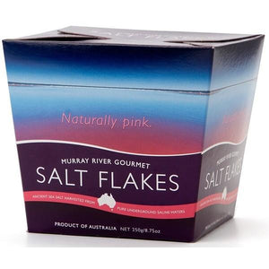 Murray River Gourmet Salt Flakes 250g