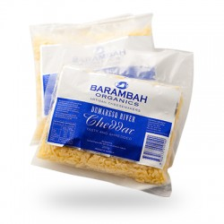 Barambah Organics CHEDDAR Cheese Shredded 250g