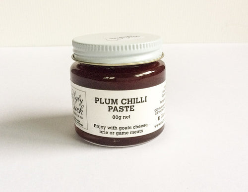 Ugly Duck Preserves Plum Chilli Paste 65ml