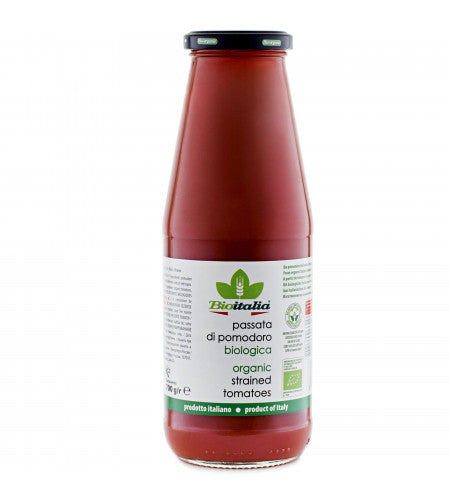 PUREE Organic Imported Tomato 700ml