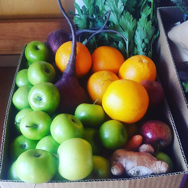 Quick Pick Juicing Box