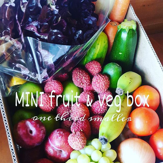 Quick Pick Mini - Fruit & Veg Box