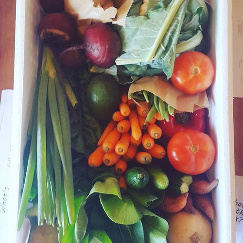 Quick Pick Vegetable Box
