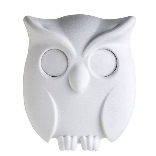 qualy ugle nokkelringholder night owl key holder