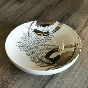 Crabs & Nets Bowl - 13""