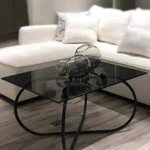 Angui Table - Anthracite