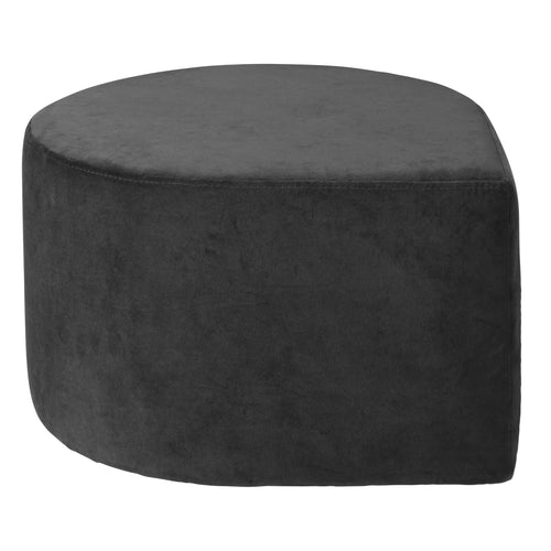 Drop-shaped Pouf