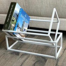 Load image into Gallery viewer, Book holder - White
