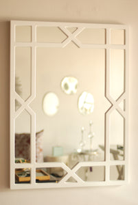 PP - Vero white Mirror
