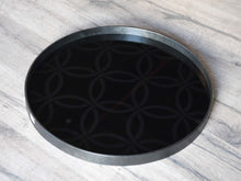 Load image into Gallery viewer, PP-20434- Charcoal mirror tray