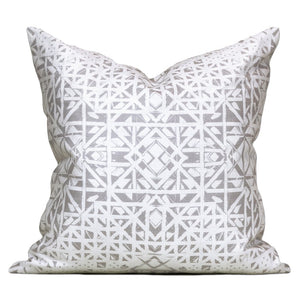 Antwerp Square Pillow