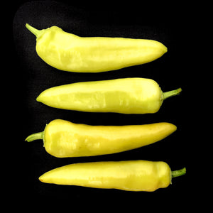Pepper (Hungarian Hot Wax)