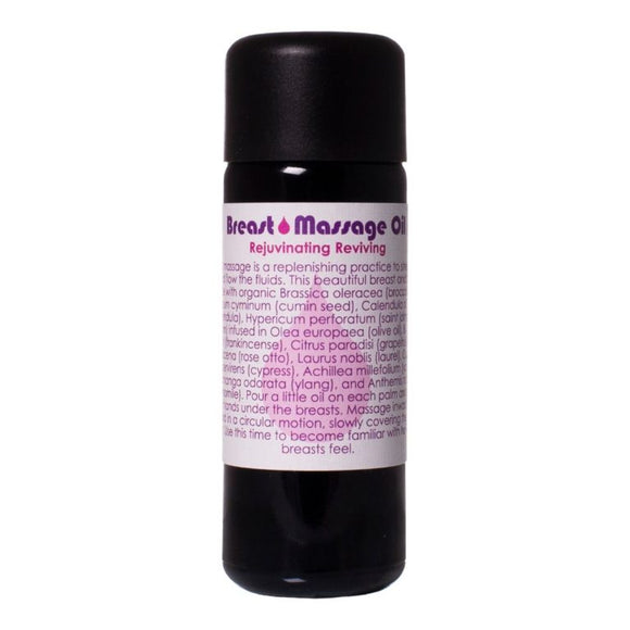 Breast Massage Oil - 50 ml