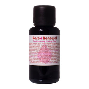 Rose & Frankincense Renewal Firming Fluid