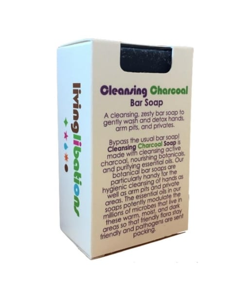 Cleansing Charcoal Soap - 120g