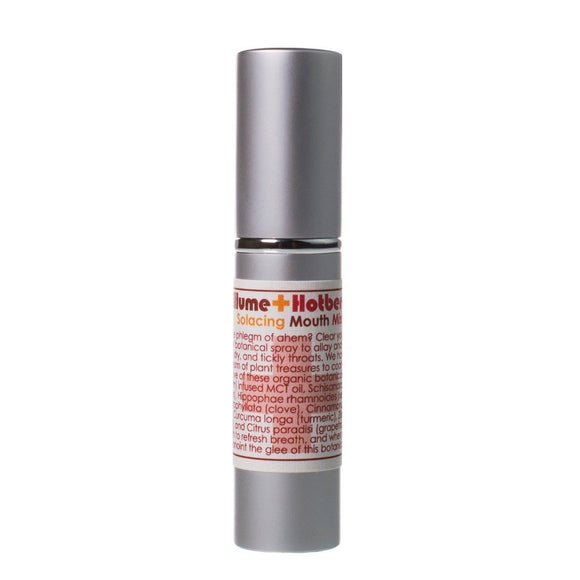 Throat & Mouth Mist - Illume Hotberry - 5ml