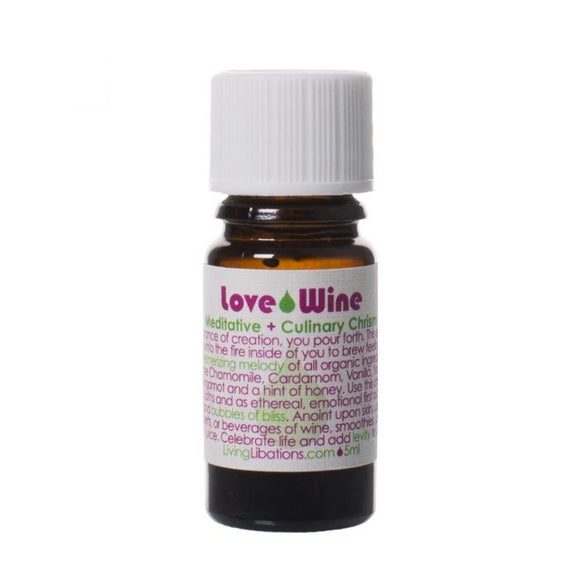 Love Wine Culinary Elixir - 5ml