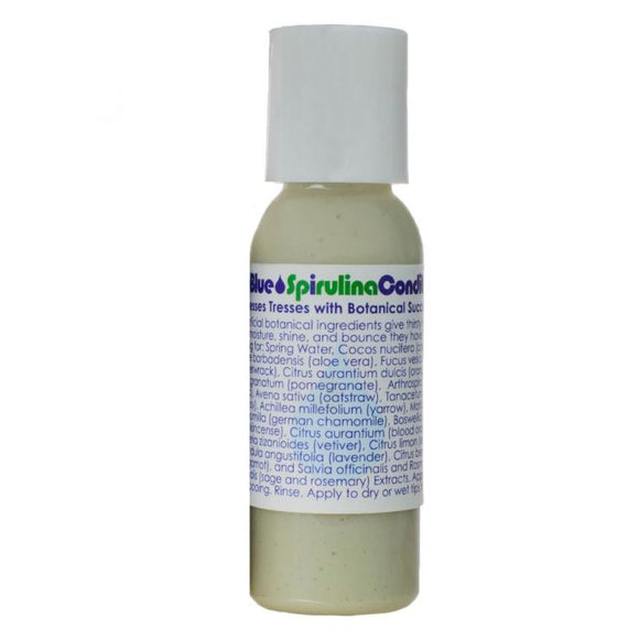 True Blue Spirulina Conditioner - Travel Size 15 ml