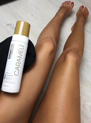 Caramel Self Tan Foam