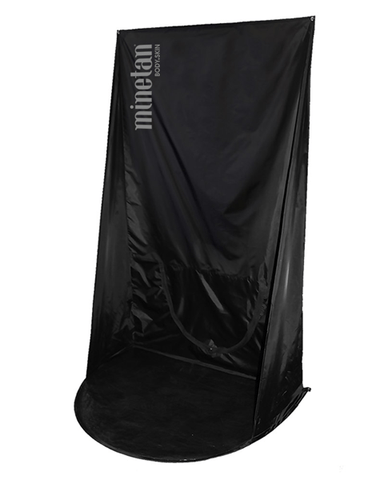 MineTan Tan Curtain - Black