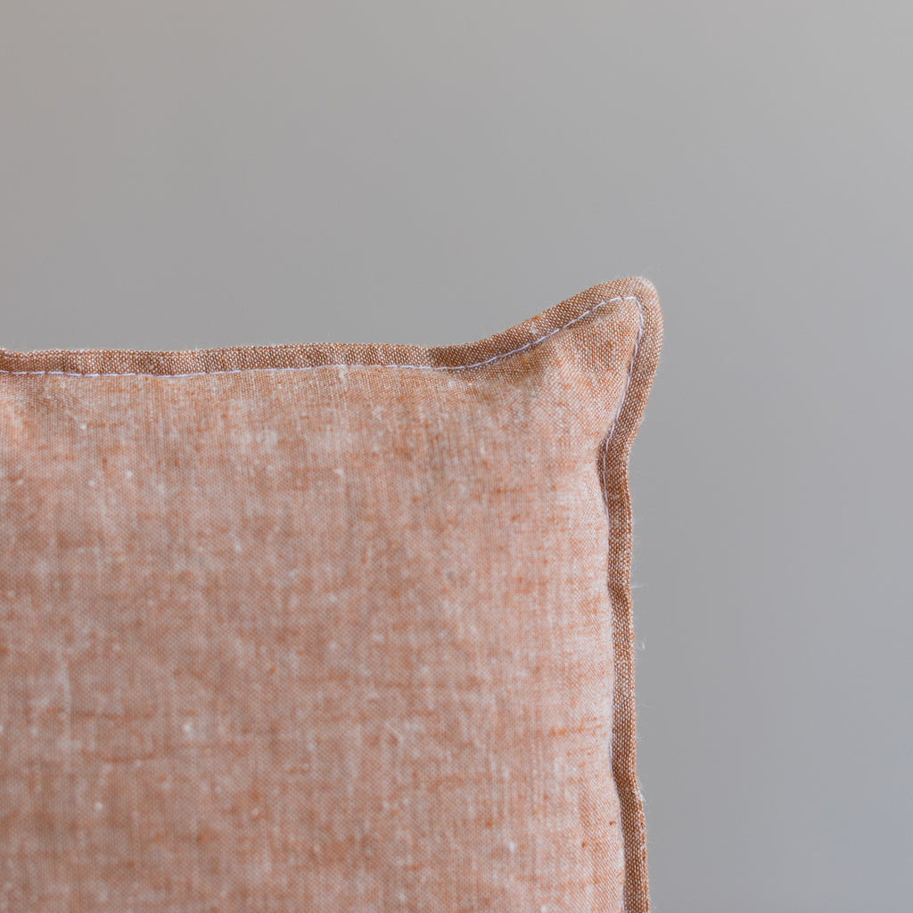Terracotta - Organic Mini Cushion