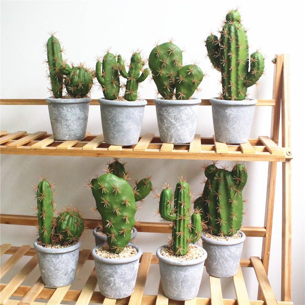 Squishy Artificial Cactus