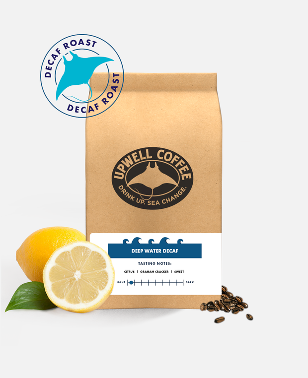 DEEP WATER DECAF™ SUBSCRIPTION<br>All the nutrients without the caffeine