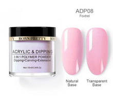 Born Pretty Acrylic Nail Dipping Powder - tasall