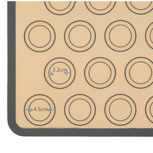 Thermal Resistant Silicone Baking Mat - tasall