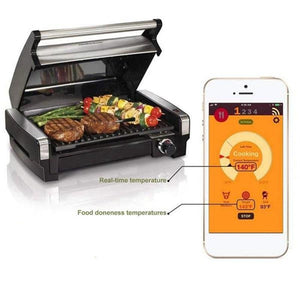 Wireless Digital Meat Thermometer - tasall