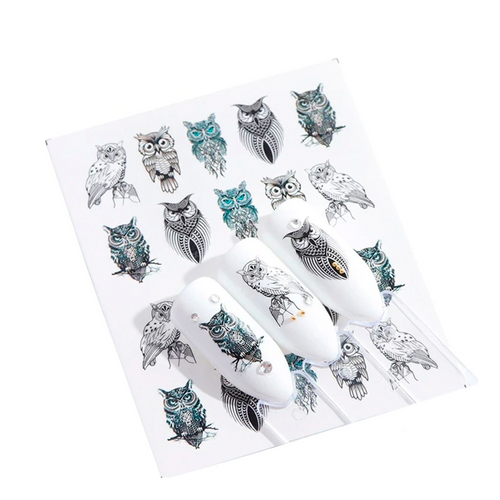 Nail Art Decals - tasall
