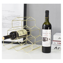 Wire Wine Rack - tasall