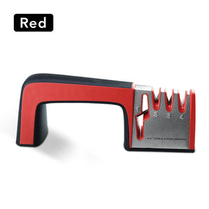 4 in 1 Diamond Coated Knife Sharpener - tasall
