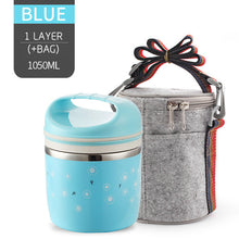 Multi-Layer Thermal Lunch Box - tasall