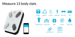 PICOOC Intelligent Body Analysis Scale - tasall