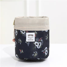 Oxford Drawstring Makeup Bag - tasall
