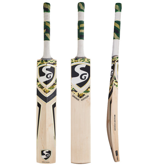 SG Savage Edition English Willow Bat