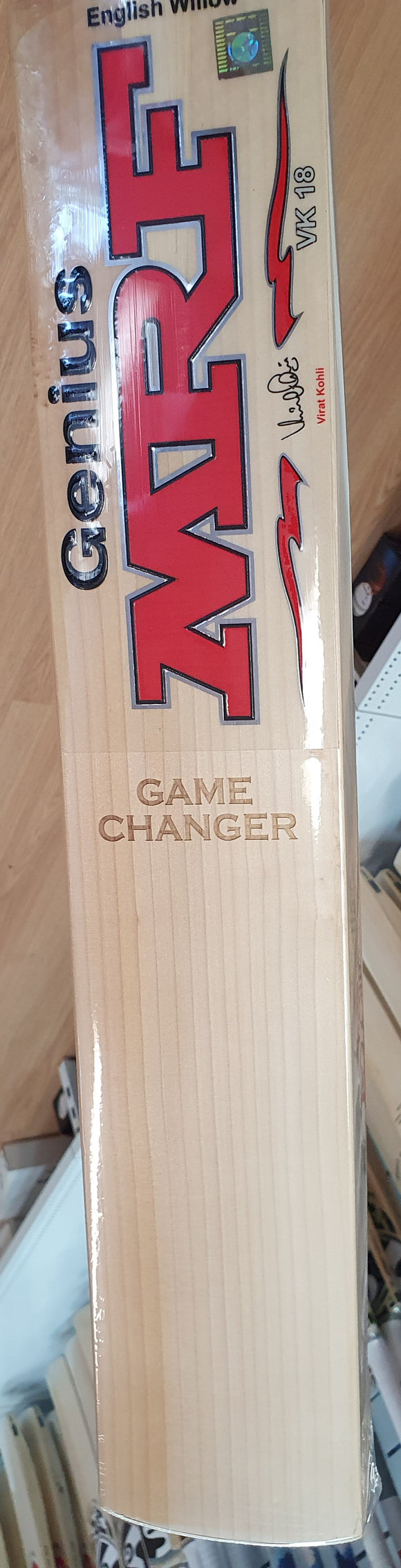MRF Game Changer English Willow Bat