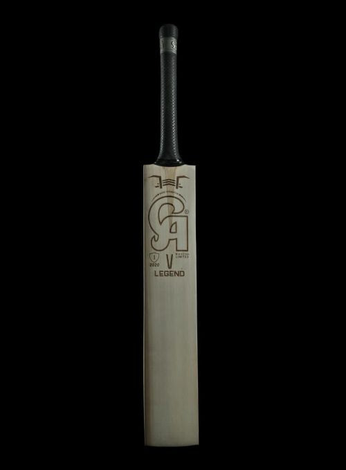 CA Legend English Willow Short Handle Bat