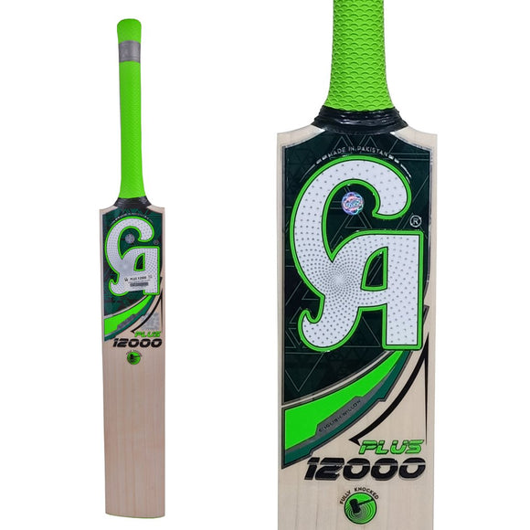 CA Plus 12000 English Willow Bat