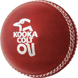 Kookaburra Colt 2Pc Ball 156 grams Red
