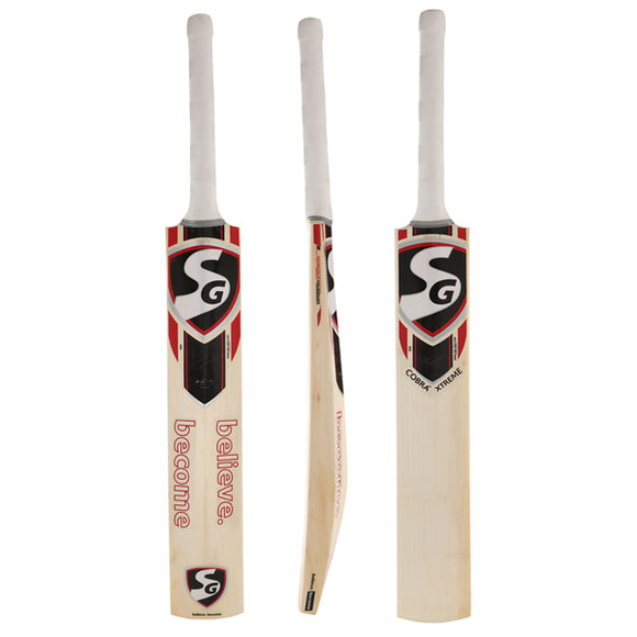 SG Cobra Xtreme English Willow Bat