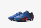 LEOCI Purgatory Blue/Black Soccer Shoes